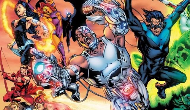 DC Entertainment iki diziyle kendi online yayın platformunu başlatıyor