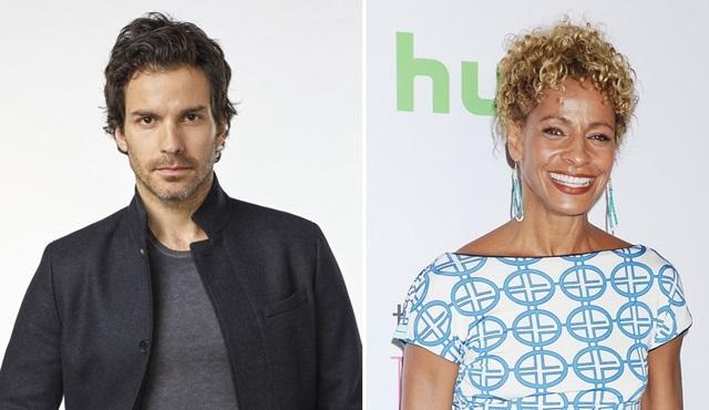 Santiago Cabrera ve Michelle Hurd, Star Trek serisinin yeni dizisinin kadrosunda!