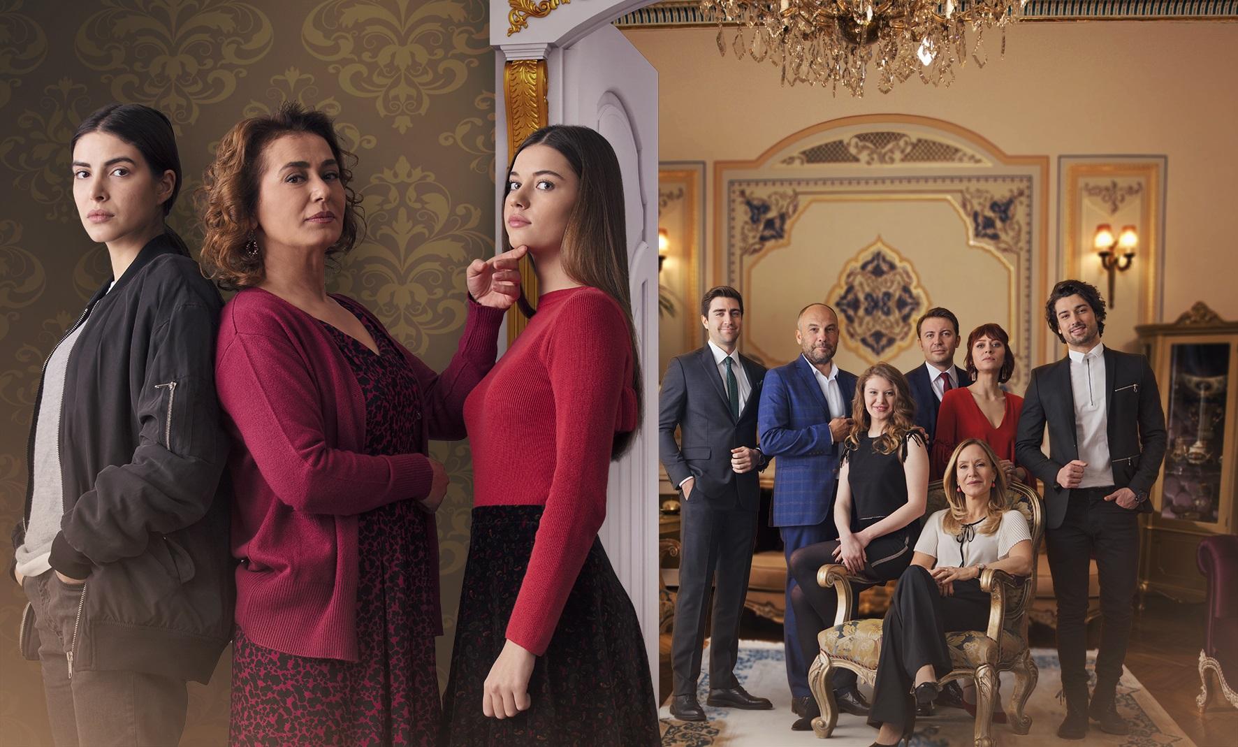 Fazilet Hanım ve Kızları MENA'da yayına girmeye hazırlanıyor