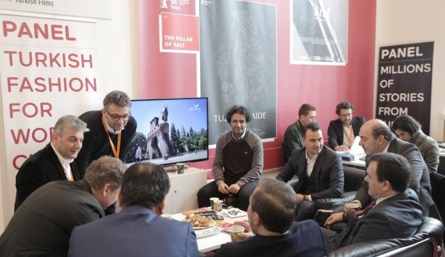 Bülent Turgut: Berlinale'de yabancıların ilgisini Türkiye'ye çekebildik
