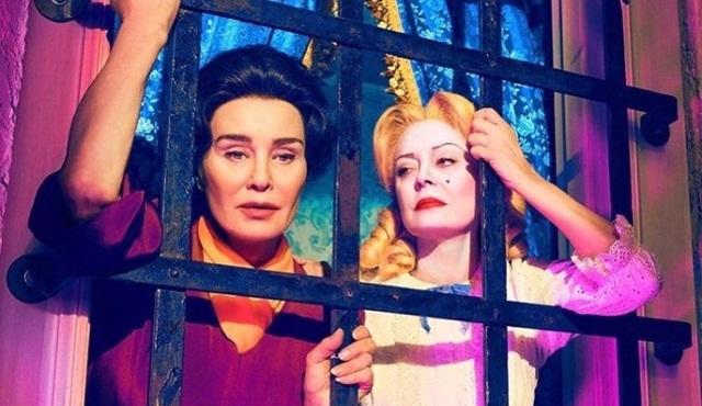 Jessica Lange ve Ryan Murphy'nin yeni dizisi Feud 5 Mart'ta başlıyor