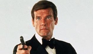 James Bond'u canlandıran aktörlerden Roger Moore hayatını kaybetti