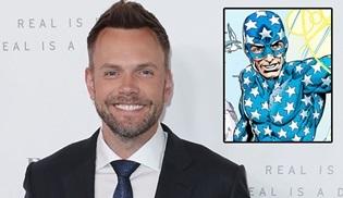 Joel McHale, DC Universe'in yeni dizisi Stargirl'ün kadrosuna dahil oldu