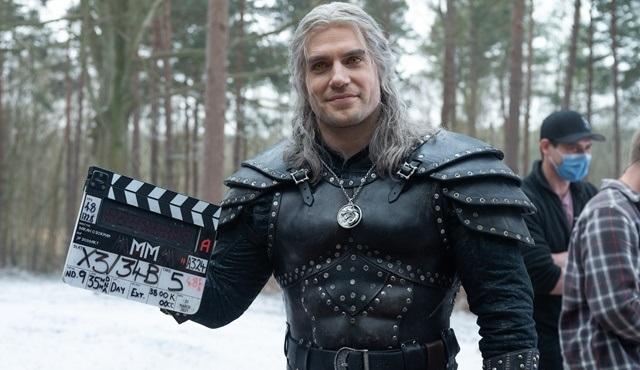 The Witcher'ın 2. sezon çekimleri tamamlandı