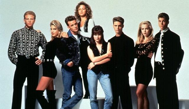 Beverly Hills, 90210'un ekrana dönmesi için hazırlıklara başlandı