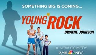 Dwayne Johnson komedisi Young Rock, 16 Şubat'ta başlıyor