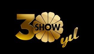 Show TV, 30. yaş gününü kutluyor!