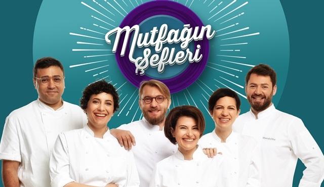 Mutfağın Şefleri, NTV'de başlıyor!