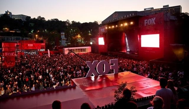 FOX'un gençlik festivali FOXFest'te ünlü isimler izleyiciyle buluştu!