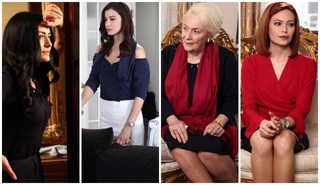 Eşkıya Dünyaya Hükümdar Olmaz: Kadınlar, kadınlarımız...