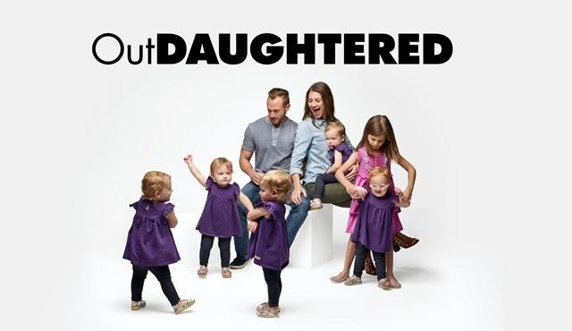 Kalabalık Aile pazartesi günü TLC'de başlıyor!