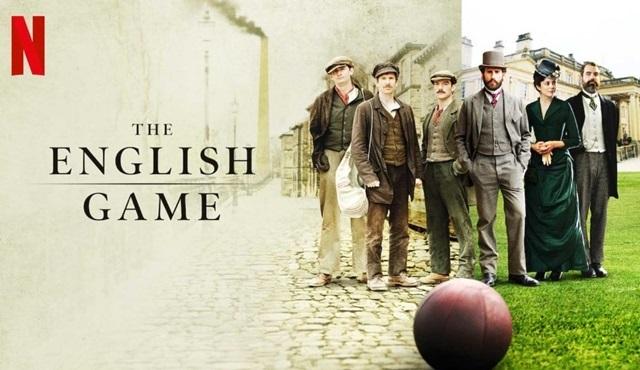 Netflix'in futbol draması The English Game 20 Mart'ta başlıyor