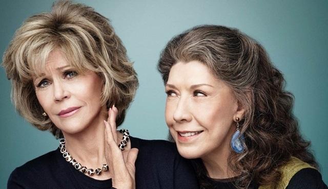 Grace and Frankie dizisi şimdiden altıncı sezon onayını aldı