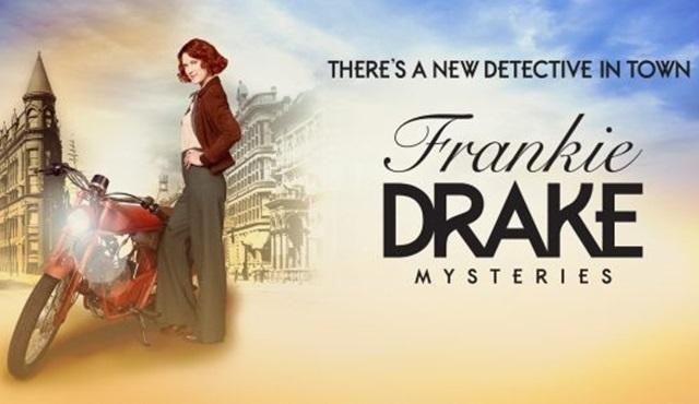 Frankie Drake Mysteries dizisi üçüncü sezon onayını aldı