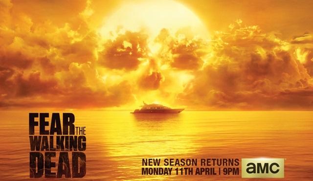 Fear the Walking Dead, 11 Nisan'da ekrana dönüyor