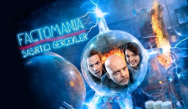 """""""Factomania – Şaşırtıcı Gerçekler"""" belgeseli NTV'de başlıyor!"""