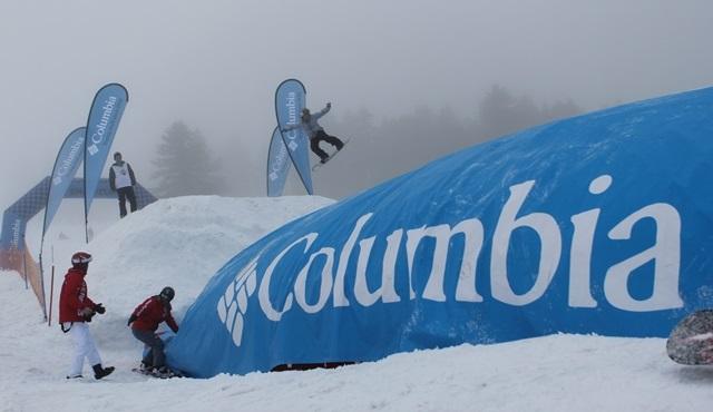 Columbia Winterfest Festivali başlıyor!