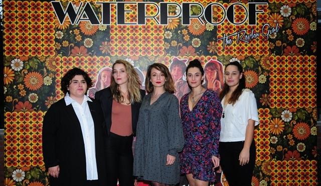 Craft Tiyatro'nun yeni oyunu Waterproof'un prömiyeri yapıldı!