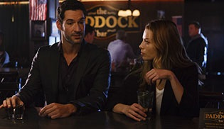 Lucifer, 1. sezonuyla Dizimax Sci-Fi kanalında başlıyor