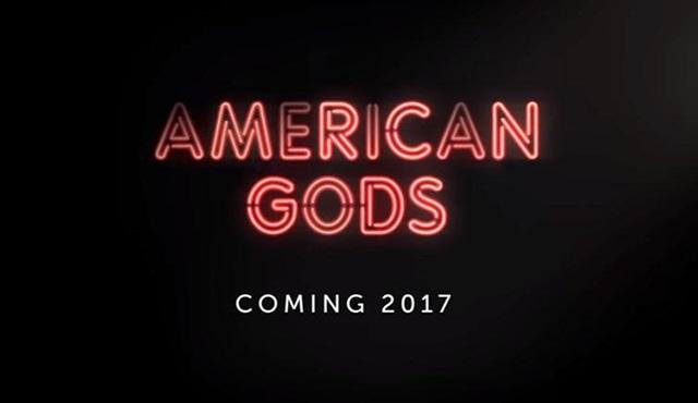 American Gods, Comic Con'da yüzünü gösterdi