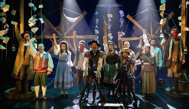 Don Kişot'um Ben, DasDas Sahne'de tiyatroseverlerle buluşuyor!