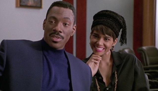 Eddie Murphy ve Halle Berry'nin Boomerang filmi dizi oluyor