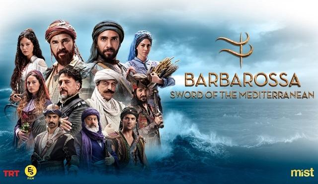 Barbaroslar: Akdeniz'in Kılıcı'nın uluslararası dağıtımını MISTCO üstlendi