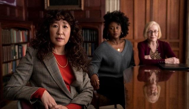 Sandra Oh'lu yeni Netflix dizisi The Chair 20 Ağustos'ta başlıyor