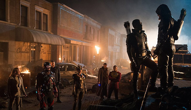 Legends of Tomorrow: Star City 2046