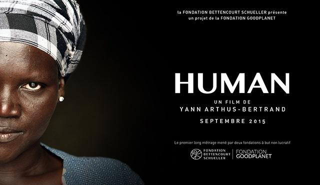Yann Arthus-Bertand'ın Human belgeseli MIPCOM 2015'te