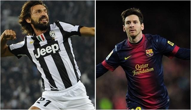 ŞAMPİYONLAR LİGİ: Juventus & Barcelona