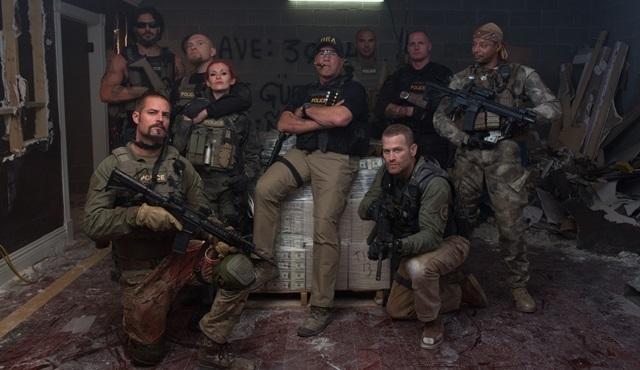 Arnold Schwarzenegger'in rol aldığı Sabotaj, Star'da ekrana geliyor!