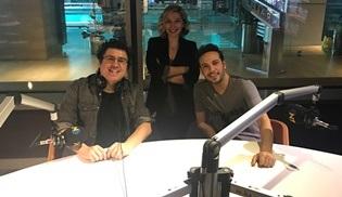 Oğuzhan Koç ve İbrahim Büyükak, NTV Radyo'ya konuk oldu!