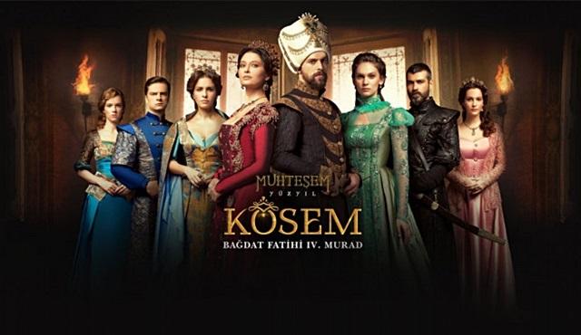 Muhteşem Yüzyıl Kösem'in yayın günü değişti!
