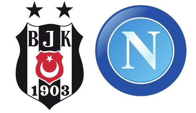 Beşiktaş - Napoli UEFA Şampiyonlar Ligi karşılaşması TRT 1'de!
