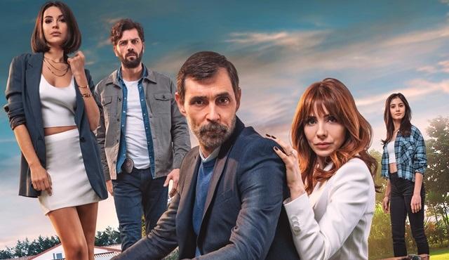 Kağıt Ev dizisinin afişi yayınlandı!