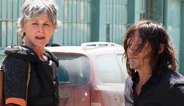 The Walking Dead'in sekizinci sezonundan ilk fotoğraf yayınlandı