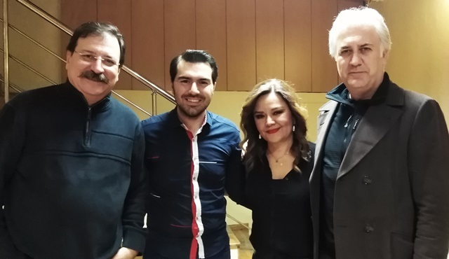 Tamer Karadağlı, Zeyno Günenç ve Volkan Severcan, Bir DALİ Muhabbet'e konuk oldu!