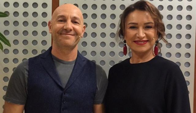 Beyaz Show: Çağan Irmak ve Demet Akbağ'dan canlı performans!