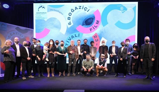 8. Boğaziçi Film Festivali'nde Altın Yunus ödülünü alan isimler belli oldu!
