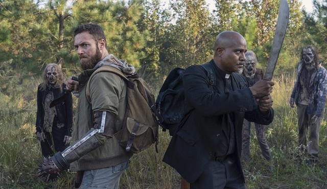 The Walking Dead 10. sezonunun yeni bölümleriyle sadece FX ekranlarında!