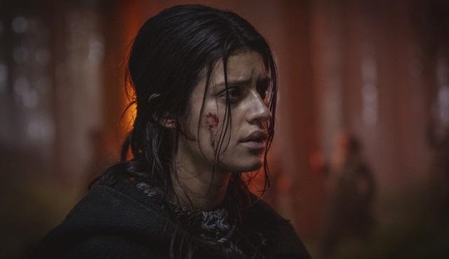 Netflix, The Witcher'ın ikinci sezonundan Ayna Chalotra'nın ilk görsellerini paylaştı