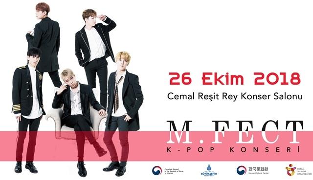 M-FECT, yeniden Türkiye'de!