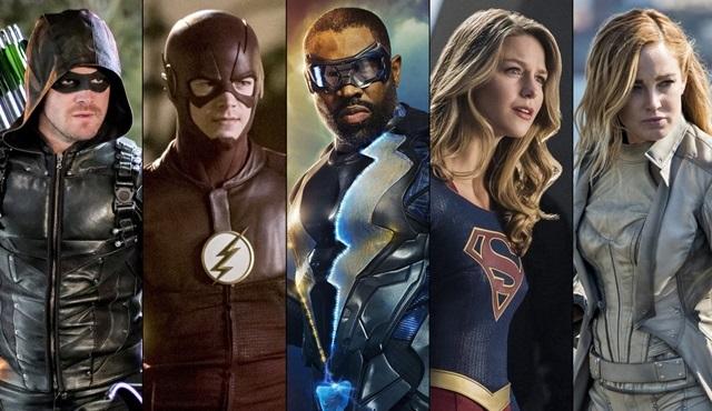 The CW dizilerinin ekrana dönüş tarihleri belli oldu