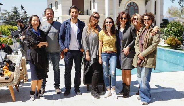 Hırvat kanalı Nova TV, Türk dizilerini incelemek üzere İstanbul'a geldi!