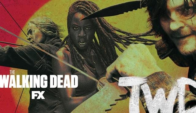 The Walking Dead 10. sezonuyla 7 Ekim'de FX kanalında ekrana gelecek!