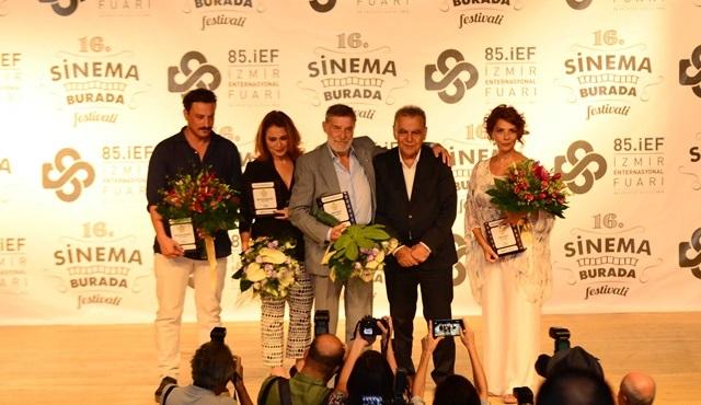 İEF Sinema Burada Festivali Kısa Film Proje Yarışması başvuruları devam ediyor!