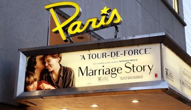 Netflix, New York'taki ikonik sinema salonu Paris Theatre'ı kiraladığını duyurdu