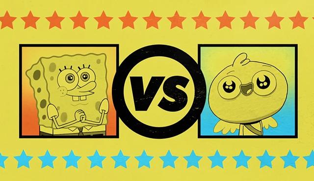 SpongeBob SquarePants, yeni bölümleriyle Nickelodeon ekranlarında!