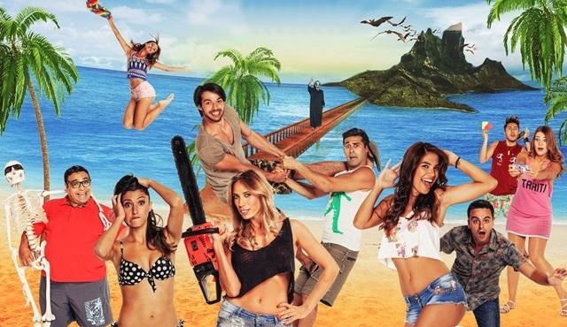 ''Çılgın Dersane 4: Ada'' Kanal D'de ekrana geliyor!